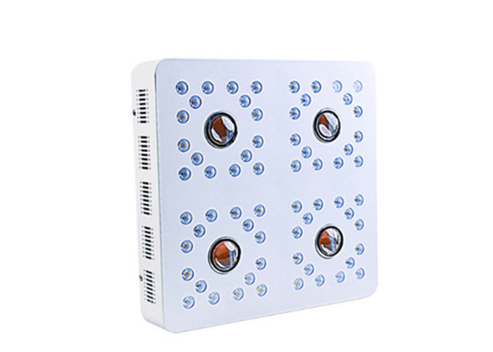 COB Led Plant Grow Lights  4PCS COB 64 PCS Dual Chip Hydroponics System