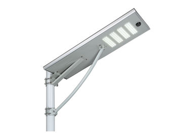 60 Watt All In One Solar Street Courtyard Light Stand Alone Pyłoszczelna