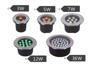 Chiny 3W 5W Led w Ground Path Light Ground Led Spotlights na placu publicznym fabryka